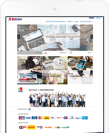 Dxn Latam Official Site